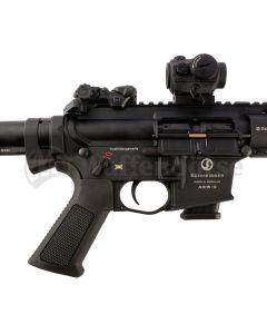 """SCHMEISSER AR 15 S9  Halbautomat 10,5""""  9mm para   Mietwaffe"""