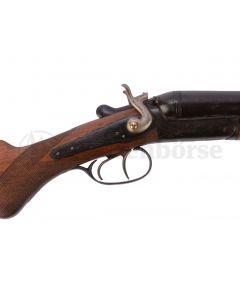Belgische Hahn-Doppelflinte DF 16-65