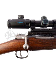 CARL GUSTAV Schwedenmauser Jagd-Sattel-Karabiner 6,5x55