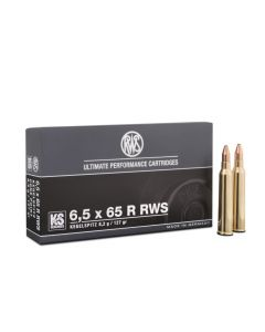 RWS  6,5x65R KS 8,2g
