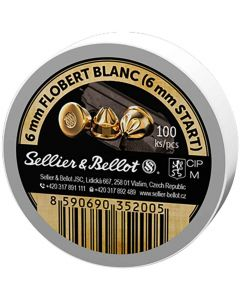Sellier & Bellot Flobert Platzpatronen 6mm