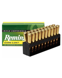 REMINGTON  6mm Remington Ptd SP 100grain