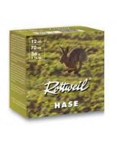 ROTTWEIL  Hase 12/70 3,5 mm 36 gramm