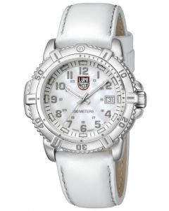 LUMINOX 7257 Steel Lady weiss
