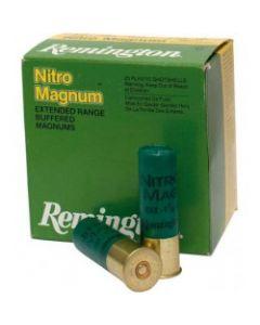 Remington Schrotpatrone 12/76, Nitro Mag No.4 3.4mm, 53g
