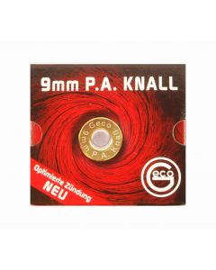 GECO RUAG 9mm P.A. Knallpatronen