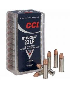 CCI Stinger HP .22 lr  .32grain