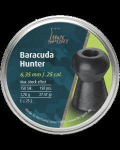 H&N 6.35mm Baracuda Hunter - Diabolo 6,35mm