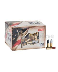 CCI Patriot Red-White-Blue  .22 lr