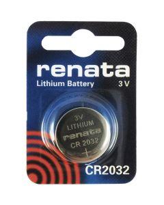 Renata Batterie Lithium CR 2032