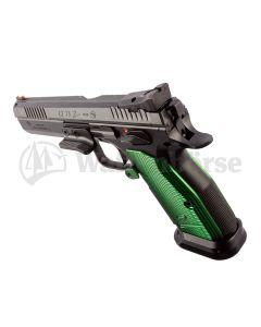 CZ 75  TS 2 Racing Green Pistole  9mm para