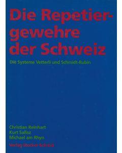 Die Repetiergewehr der Schweiz