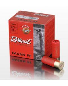 Rottweil FASAN Trap 16/70 2,4 mm 28 gramm