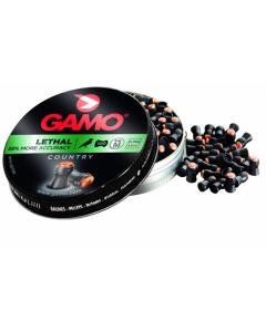 GAMO Lethal -Bleifrei Kunststoff-Kupfer 4,5mm 0,36 gramm