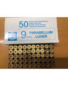 GECO  Hülsen  9mm para