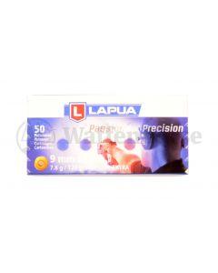 LAPUA  9mm para / Luger FMJ CEEP  7,8 g 120 grain