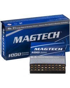 Magtech Zündhütchen Large Pistol 2 1/2