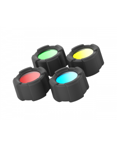 LED Lenser MT14 Color Filter Set 39mm