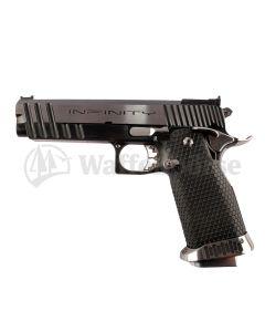 INFINITY SVI 1911-2011 Black-White -  wide body 9mm para