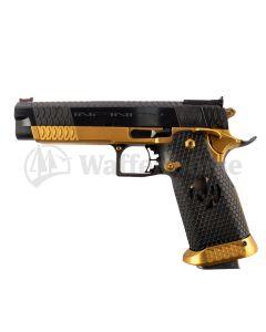 INFINITY SVI 1911-2011 Gold -  wide body 9mm para