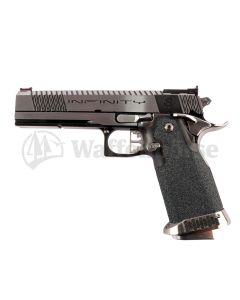 INFINITY SVI 1911-2011 Black-Stainl  -  wide body 9mm para