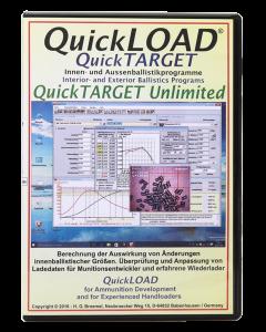 QuickLOAD Software - Innen- und Außenballistikprogramme