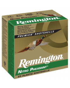 Remington Schrotpatrone Nitro Verkupfert No BB  12/70 4,5mm