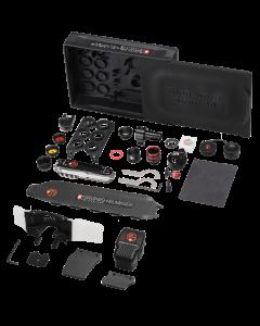 G+E Stgw 90 Set-Box-Maxi+ Iris-Ringkorn, div. Zu- behör, Farbfilterkassette, Irisblende, Augenblende   (jetzt Vorbestellen)