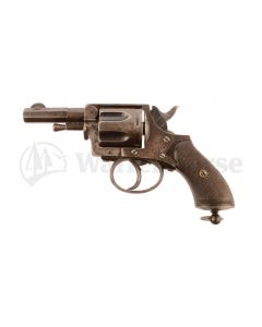 Belgischer Revolver - Polizei Genf 7,5mm