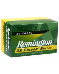 Remington KK-Patrone .22short,  (kurz )  RN 29gr High Veloc.