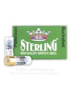 STERLING  Buckshot  10 Kugeln  8,6mm 12-70