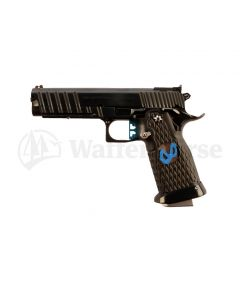 INFINITY SVI 1911 Black - Blau wide body .40 S&W