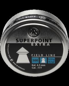 RWS Luftgewehrkugeln Diabolo  Superpoint Extra Spitz 0.53g Ø 4.50mm