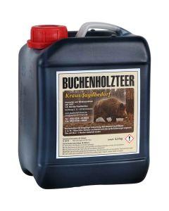 Buchenholzteer 2,5 liter
