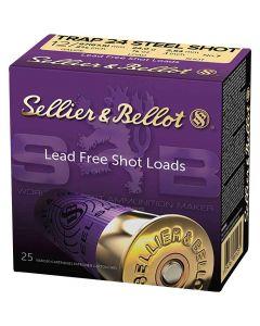 Sellier & Bellot Steel  Trap 12/67,5 No. 7 / 2,5mm 24 gramm