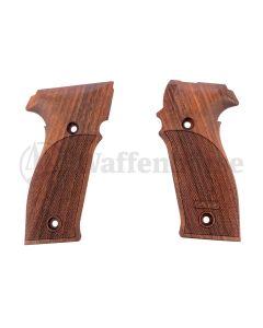 NILL Holz-Griffschalen Rhomlas für SIG Sauer 226