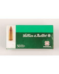SELLIER & Bellot 9mm Luger/ Para NontoxVM 8,0g