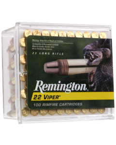 Remington VIPER  22lr long HP Highvelocity Truncated Cone