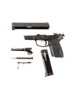 Waffenreinigung Faustfeuerwaffen