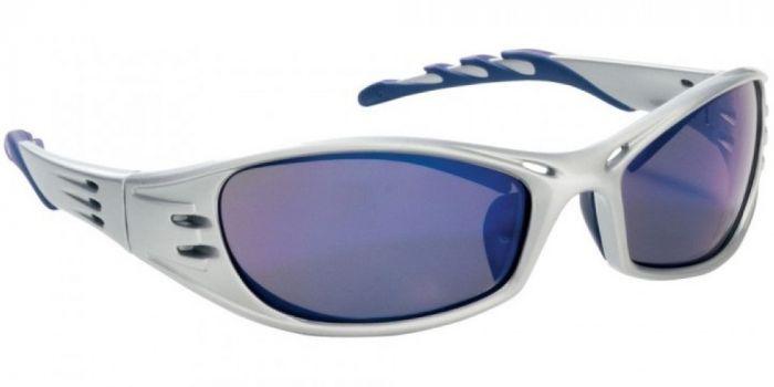 Peltor Schutzbrille Fuel blau verspiegelt
