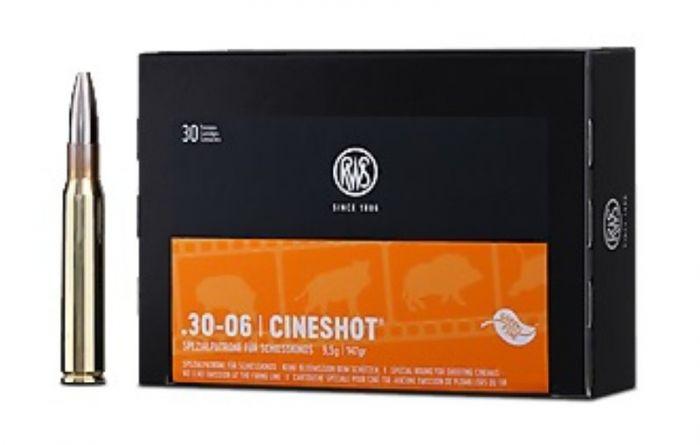 RWS .30-06 Cineshot Orange 9,5g