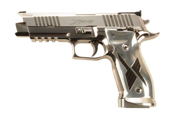 SIG SAUER 226 X-Five Chrome Carbone   9mm para