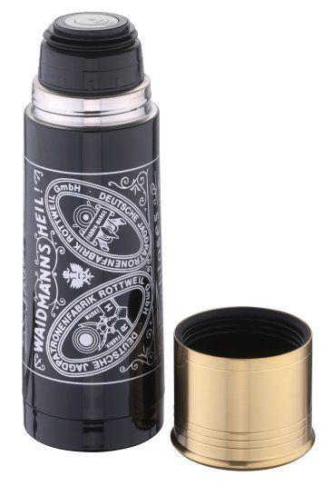 Rottweil Thermosflasche Patronen-Form