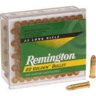 Remington Golden Bullet .22lr long VM High Velocity