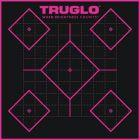 TRUGLO Scheiben  5-Diamond, fluoreszierend