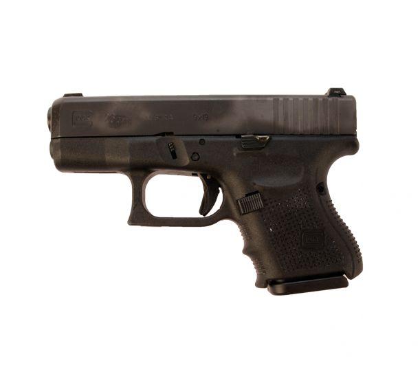 GLOCK 26 Gen4 Tessin  9mm para
