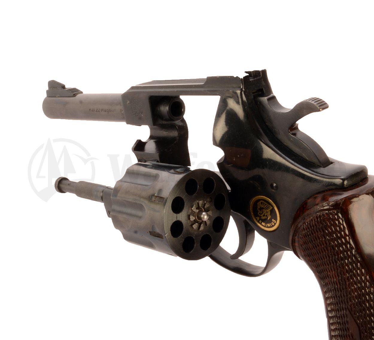 Arminius HW 5 Revolver   22Mag