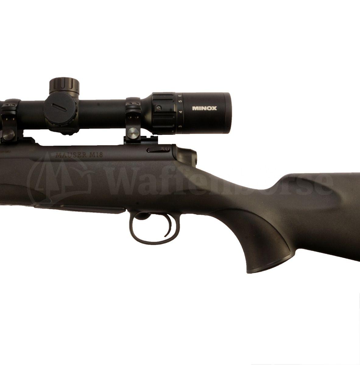 MAUSER M18 Black  308 Winch set